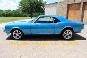 1968 blue camaro 1968 rs camaro 327 4 speed power steering lemans blue for
