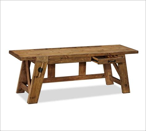 barn bench bench style office desks from pottery barn small and