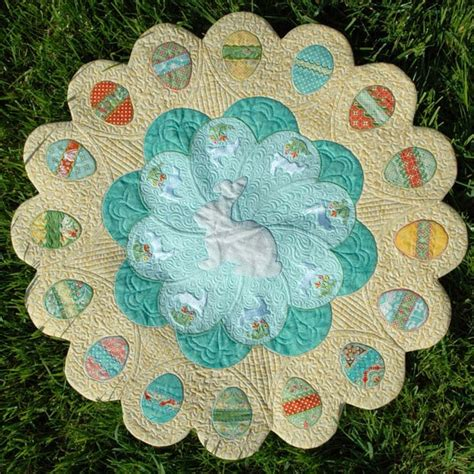 Bunny Quilt Patterns Free by Quilt Inspiration Free Pattern Day Easter And