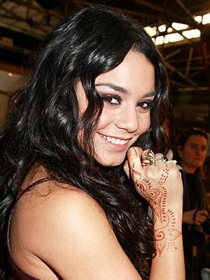vanessa hudgens tattoo tattoos designs 2012 uk hudgens henna