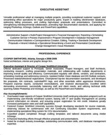 Sle Resume Objectives Executive Assistant 28 Resume Objective For Administrative Assistant 11 Administrative Assistant Objective Resume
