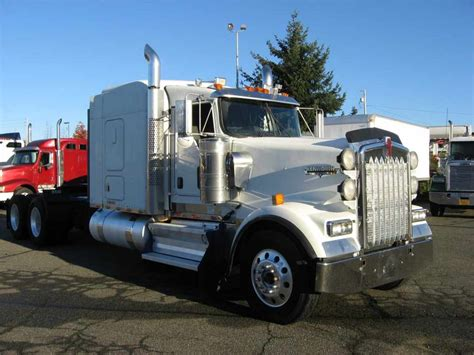 2009 kenworth truck 2009 kenworth w900l everett wa vehicle details motor