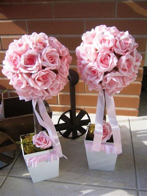 centros de bolas de flores en centros de mesa m 225 s de 25 ideas incre 237 bles sobre