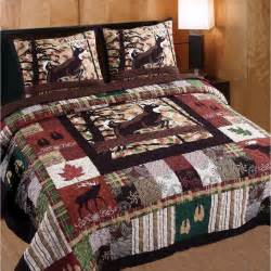 Cabin Bed Sets 3pc Cabin Rustic Lodge Southwestern Comforter Linen Bedding Furnishing Set Ebay