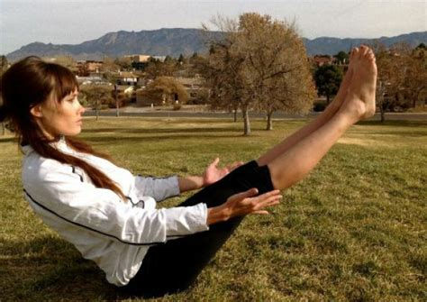boat pose muscles used a flow of yoga exercises you can perform in the morning at