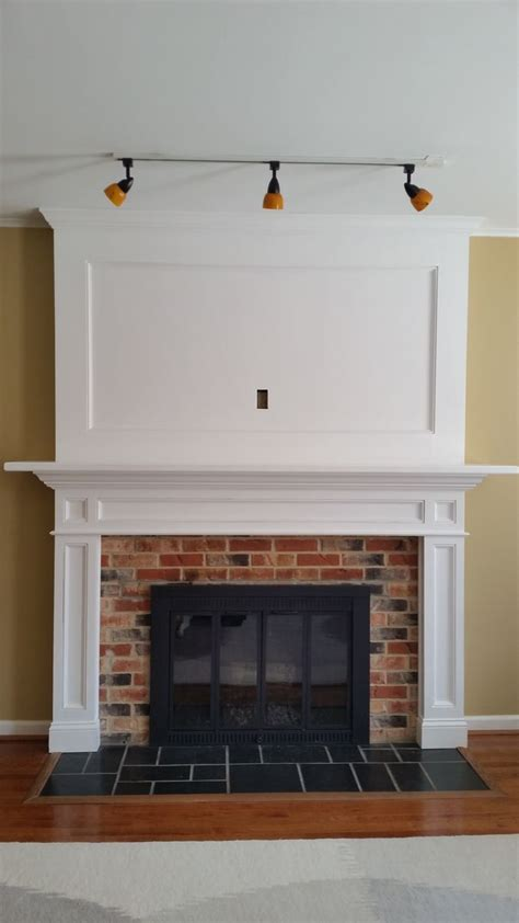How To Make Fireplace by Mantels Surrounds Mitre Contracting Inc