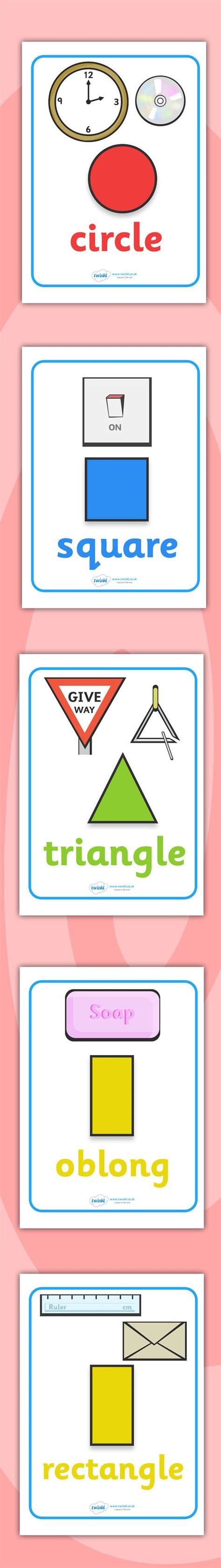 printable shapes for classroom display pinterest the world s catalog of ideas