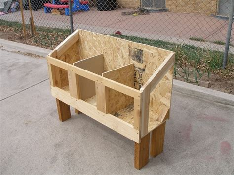Basic House Plans Free new nest boxes the lazy homesteader