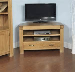 Maple Dining Room Table by Clifton Solid Oak Furniture Corner Tv Dvd Unit Stand