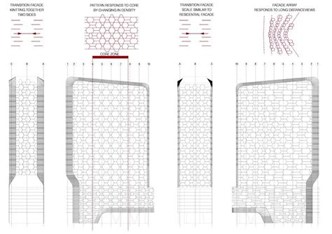 facade pattern in c gallery of unstudio designs the new uic building v on
