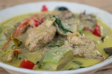 green recipe david thompson thai green curry