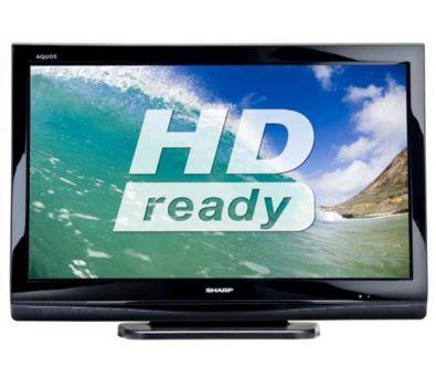 Tv Lcd 500 Ribuan 32 Sharp Lc32dh500e Hd Ready Digital Freeview Lcd Tv