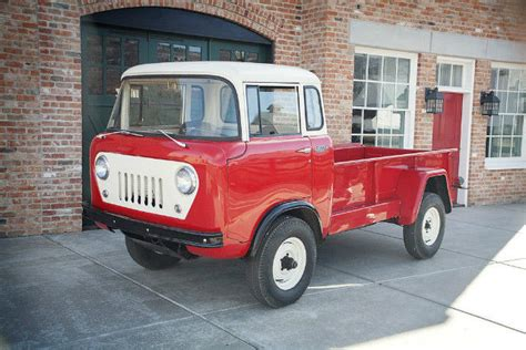 Jeep Fc 170 For Sale 1963 Willys Jeep Fc 170 0 Truck 226 Hurricane 4