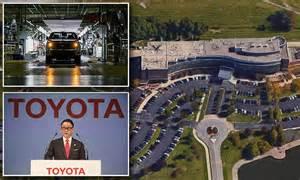 Toyota Erlanger Ky Layoffs Begin At Toyota S Northern Kentucky Headquarters