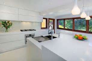 what are the latest kitchen trends design