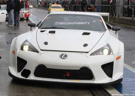 widebody lexus lfa spy shots lexus lfa nurburgring 24 hours race car