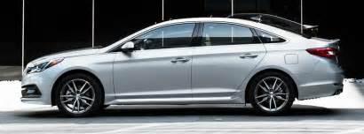 Hyundai Sonata Redesign Changes To The 2017 Hyundai Sonata