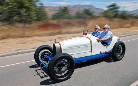 Shotgun House The Bugatti Revue 17 1 Jay Leno S 1928 Bugatti Type 37a