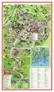 freeport maine map of outlets images
