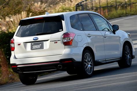 jdm subaru forester 2016 subaru forester ts review quick drive caradvice