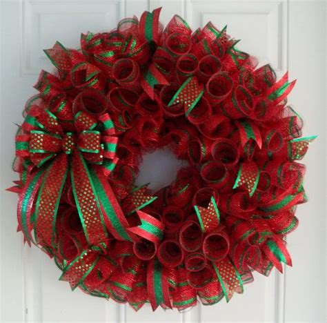 christmas items you tube wreaths 1000 ideas about mesh wreaths on deco wreaths mesh wreaths and wreath