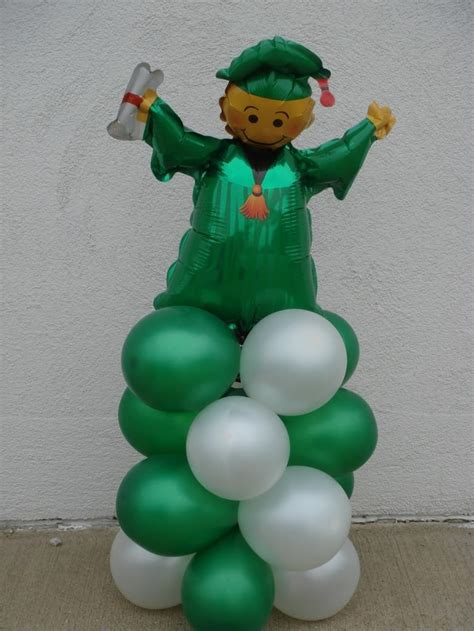 Fredella Green 17 Best Images About Graduation Balloon Ideas On