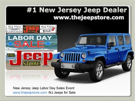 Jeep Dealerships In Nj Jeeps For Sale Labor Day Sales Event Nj Jeep Dealer