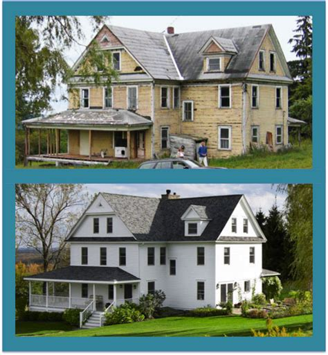 Before And After Home | home exterior homespree