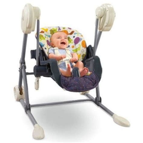 Fisher Price Baby Cradle Swing To High Chair Mosaic