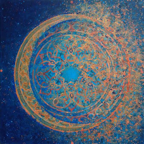 islamic painting islamic ninth wave studio