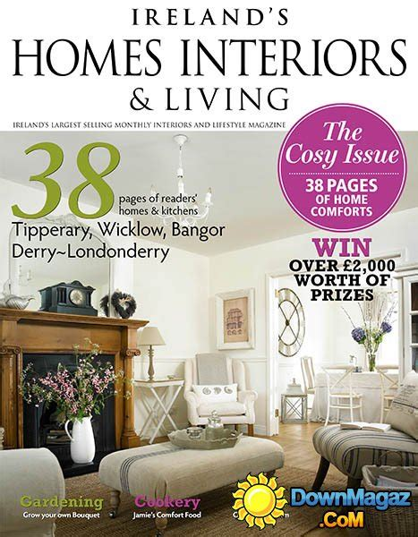 home design magazine ireland ireland s homes interiors living january 2015