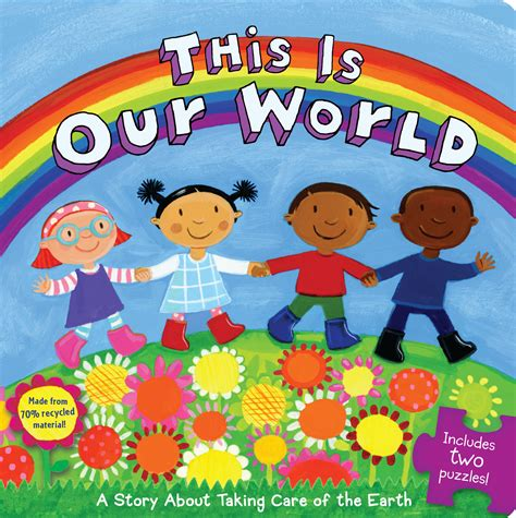 the earth books this is our world book by emily sollinger jo brown