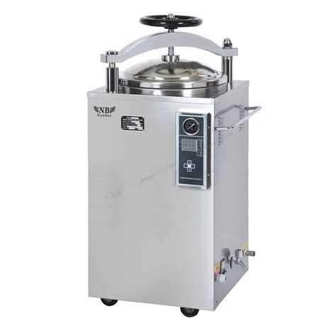 Upright Table Ls Ls 75hd 75l Automatic Vertical Pressure Steam Sterilizer Autoclave Autoclave