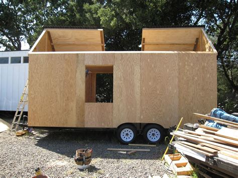 home built trailer plans sonoma shanty update