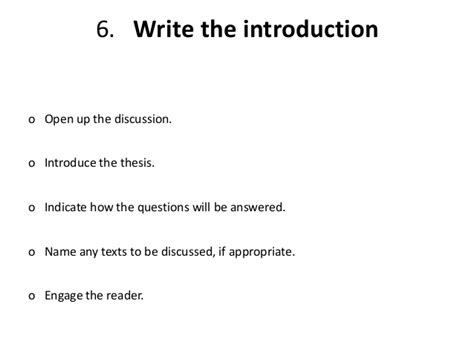10 Steps To Writing An Essay by Lee4 Write Essay 10 Steps