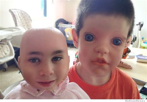 Face Swap Meme - doll face swaps are officially the creepiest thing ever