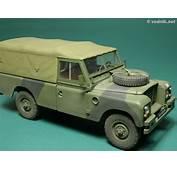 Vodniks Land Rover 109 SIII