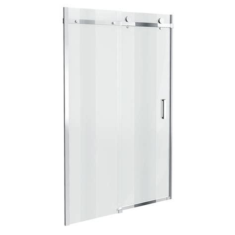 Orion Frameless Sliding Shower Door 1000mm Wide Sliding Shower Doors 1000mm