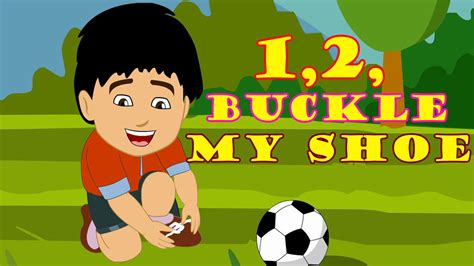 One Two Buckle Shoe Three Four Shut The Door by One Two Buckle Shoe Nursery Rhyme