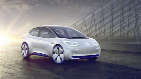 volkswagen concept 2017 2017 volkswagen id concept 4k wallpaper hd car