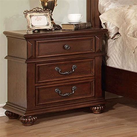 Solid Oak Nightstand by Antique Oak Nightstand Made Of Solid Wood