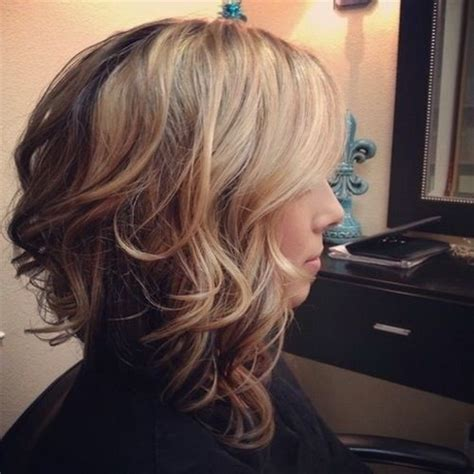 medium length stacked hair cuts stacked hairstyles for medium length hair