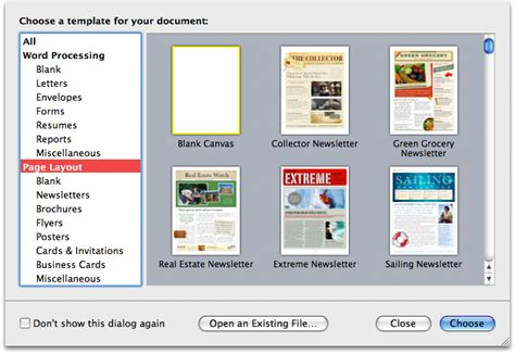 publishing layout view word windows asb 2010 2011 desktop publishing vs word processors