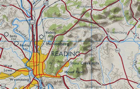 reading map file reading pa topo map 1947 png wikimedia commons