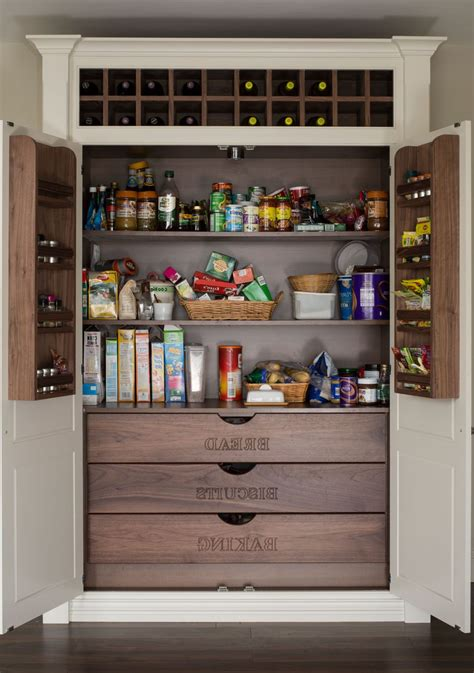 built in kitchen pantry ideas kitchen ideas and design