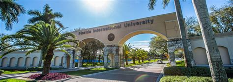Florida International Mba Rankking by Florida International College Of Business