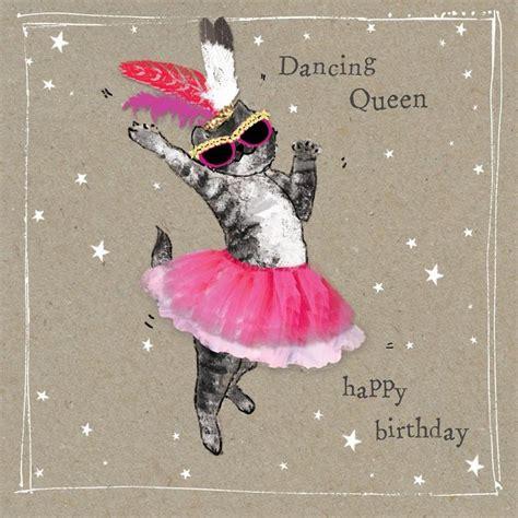 lovely birthday card   fancy pants animal range