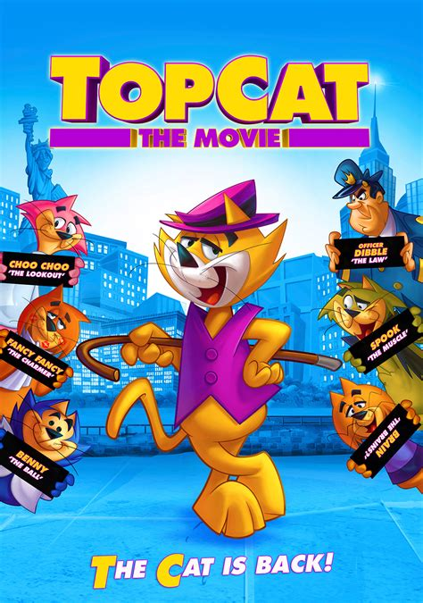 Cat Top top cat fanart fanart tv
