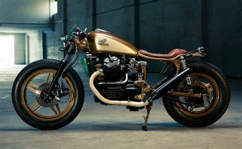 custom honda motorcycles kingston custom honda cx 500 gearmoose
