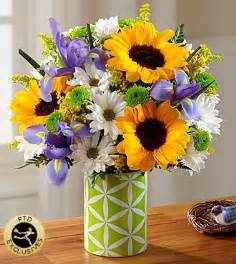 Ftp Flowers - for all you do bouquet by ftd deluxe spring flowers